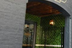 Entrance-tiles