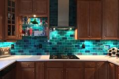 Debenham blend kitchen tiles