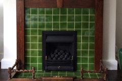 green-fireplace-tiles