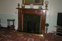 green_brick_fireplace_tiles