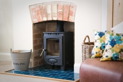 "Marine hearth tiles 6""x3"""