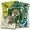 A small collection of Victorian Tiles