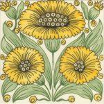 William De Morgan Victorian Tiles
